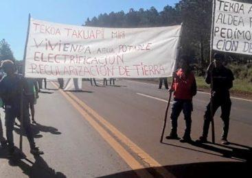 Misiones: derechos básicos vulnerados en comunidades mbya guaraní en Colonia Delicia