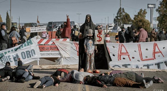 Violencia es mentir: mineras y disciplinamiento social en Chubut