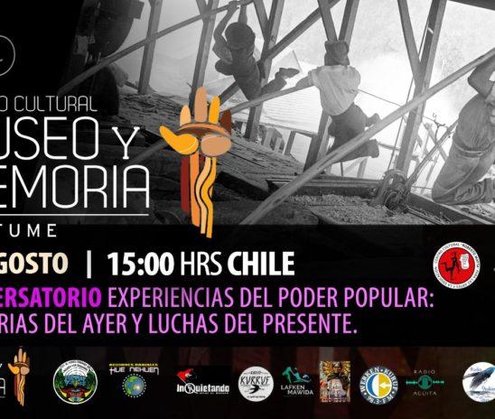 Chile_Neltume: Experiencias del Poder Popular