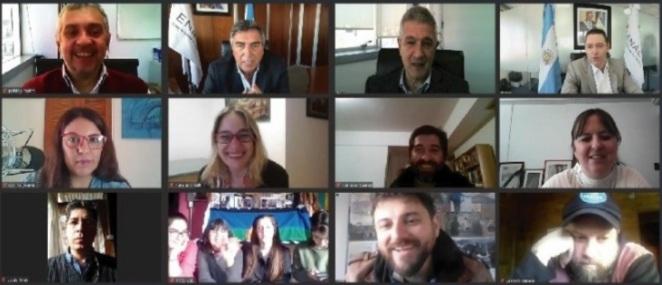 """Presentación del """"Programa de Conectividad para Redes Comunitarias en Comunidades Rurales y de Pueblos Originarios"""""""