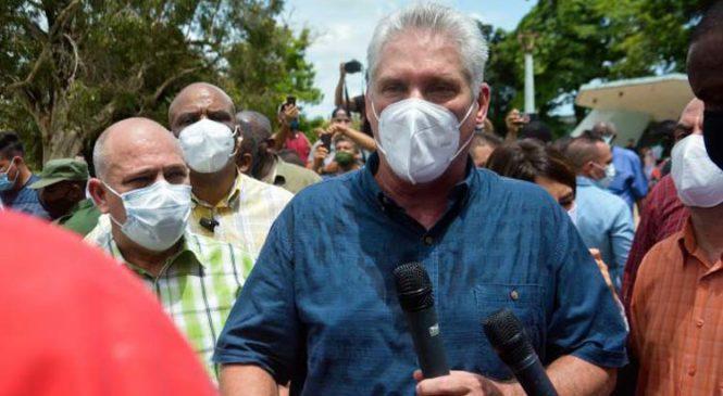 Cuba alerta ante intentos de desestabilización