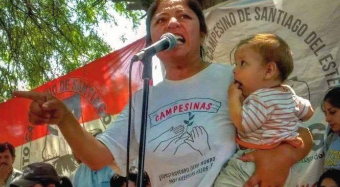 """Deolinda Carrizo: """"El futuro está en la agricultura familiar"""""""