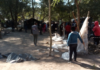 Salvador Mazza: embarazadas golpeadas y una chica herida en un desalojo