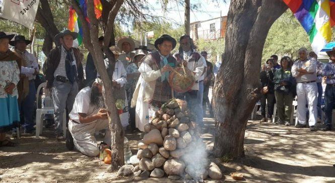¡Jallalla! Entre coplas y llanto, el Valle despide a su Pachamama 2014