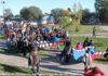 Presentación de denuncia en la Justicia Federal por planfletos anti mapuche
