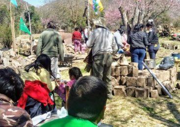 A pesar de las prohibiciones se repiten los desalojos: ahora le tocó a la Comunidad Tolombón de Tucumán