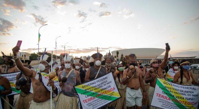 Futuro de los indígenas en Brasil pendiente de fallo constitucional