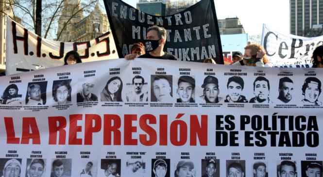 7ma Marcha Nacional contra el Gatillo Fácil
