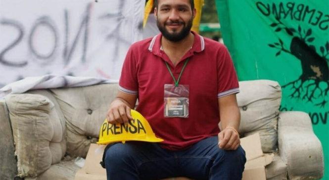 Colombia: Asesinan a Esteban Mosquera, referente estudiantil y comunicador popular