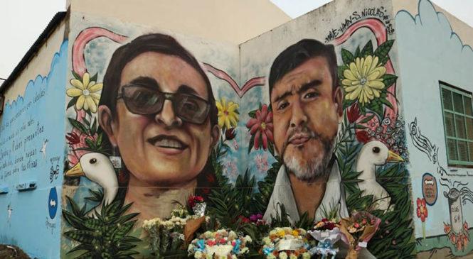 Jornada de memoria y justicia a tres años de la muerte de Sandra y Rubén