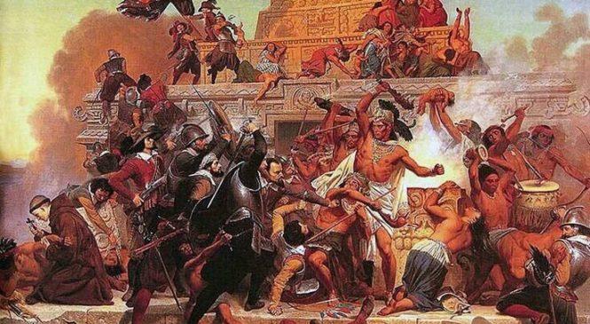 México reivindica la resistencia indígena ante el inicio de la conquista española y toma de Tenochtitlán