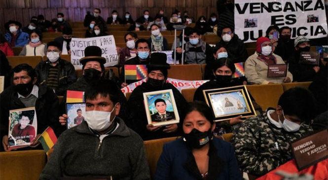 Bolivia: Informe del GIEI confirmó que hubo graves violaciones a los derechos humanos