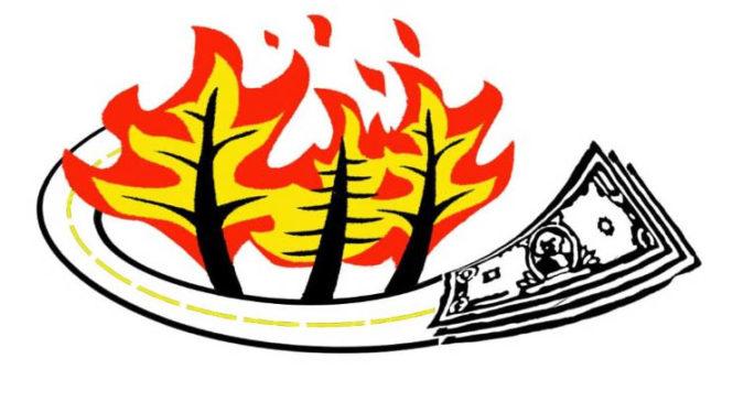 Candonga: Un fuego que abre caminos