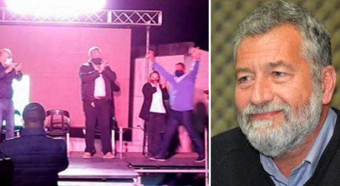 La AEDD repudió el atentado contra el diputado Miguel Arias