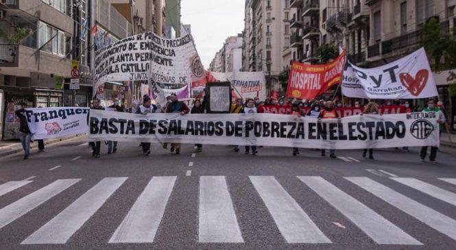 Panorama sindical al 24.8.2021