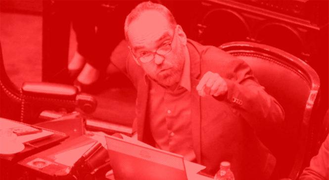 La APDH hizo un llamado a las diputadas y diputados nacionales por los dichos misóginos de Fernando Iglesias