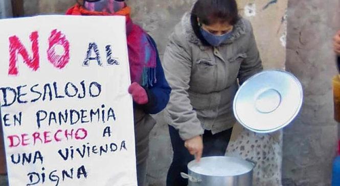 Afrontar con organización la crisis habitacional en la Ciudad