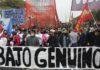 Jornada piquetera nacional de lucha por salarios dignos