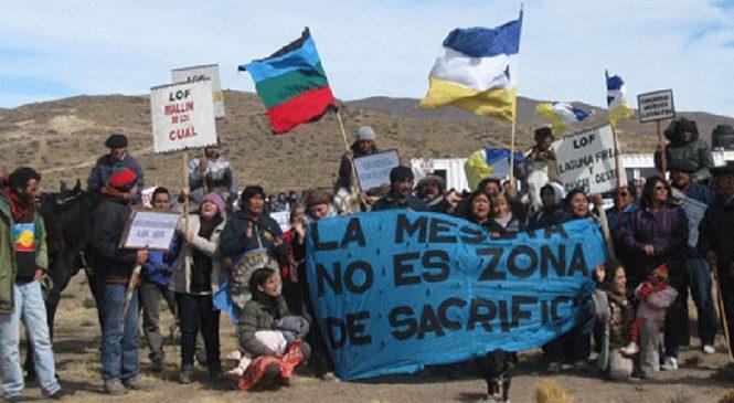 El STJ de Chubut falla en contra de las comunidades de la meseta
