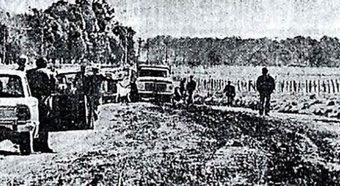 45 años de la masacre de Fátima: el día que la dictadura militar exhibió 30 cuerpos acribillados como escarmiento