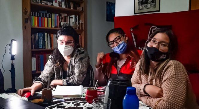 Albañilas, construyendo relatos colectivos