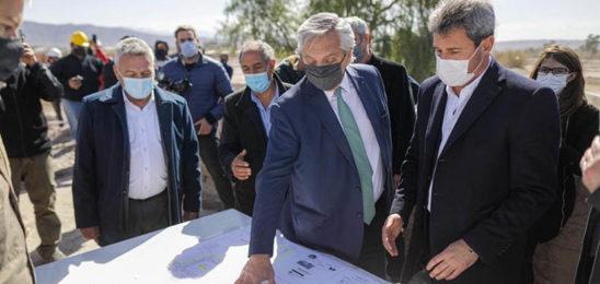 Proyecto Josemaría: Alberto Fernández volvió a apoyar la megaminería en San Juan