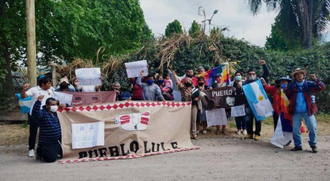 La comunidad Lule denuncia usurpación de tierras en Salta