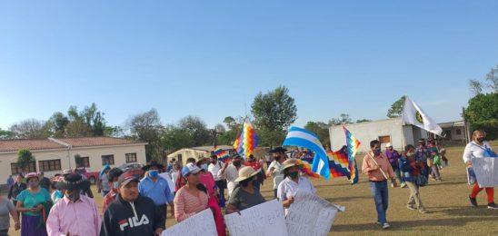 Una disputa por un territorio kolla en Salta llegó hasta el Congreso Nacional