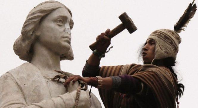 Cristóbal Colón, su nariz y la batalla simbólica que existe en la sociedad boliviana