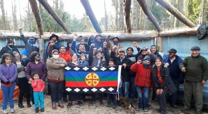 Consejo Zonal Lafkence a favor de los Derechos de la Infancia Mapuche