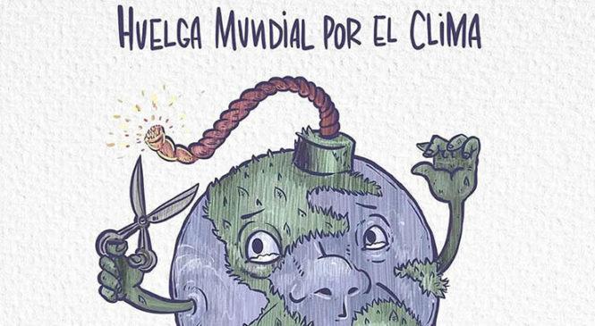 #24S Huelga Mundial por el Clima: movilizaciones y acciones en todo el planeta