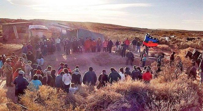 Lof Fvta Xayen en defensa de su territorio comunitario