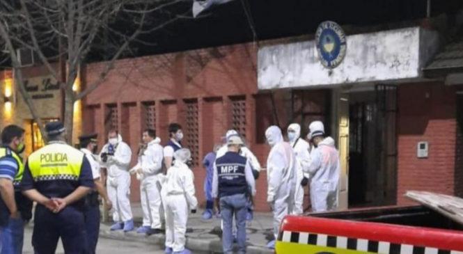 Tucumán: Cuatro mujeres murieron en un incendio en la Brigada de Concepción