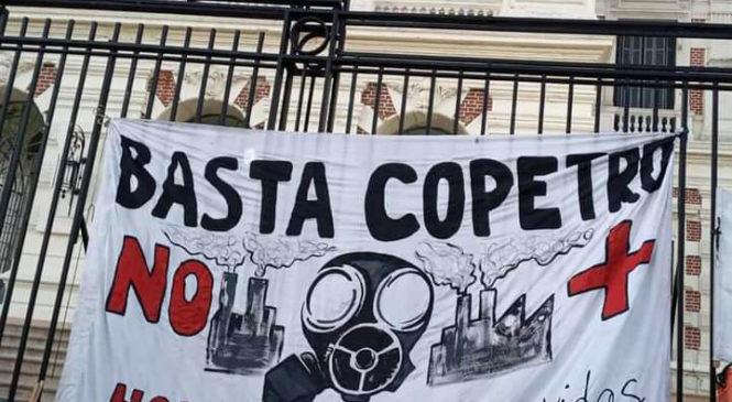 """""""Es el Estado el que viola los derechos ambientales de los y las vecinas"""""""