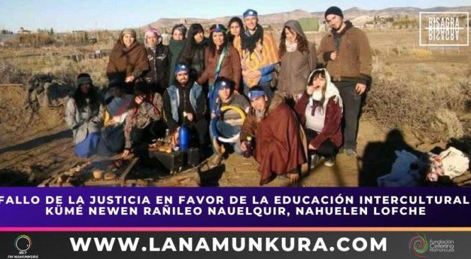"""Fallo a favor de la EIB en Chubut: """"La enseñanza de la cosmovisión es transversal"""""""