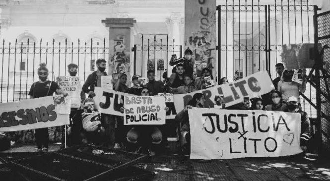 La Plata: La causa por la muerte de Lito Costilla pasó a una fiscalía de delitos dolosos y se investiga a tres policías