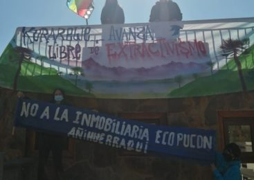 El extractivismo inmobiliario en Chile: Rechazo desde Kurarrewe a invasión de proyectos