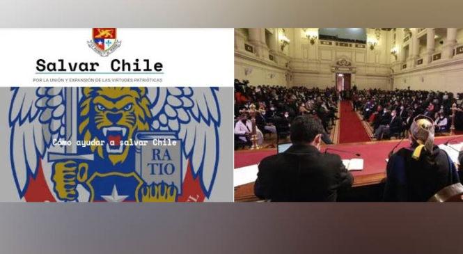 """""""Salvar Chile"""": La operación de la extrema derecha contra el proceso democrático constituyente"""