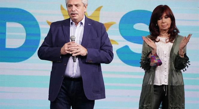 El presidente terminó el día de furia en la Casa Rosada sin aceptar renuncias ni realizar anuncios