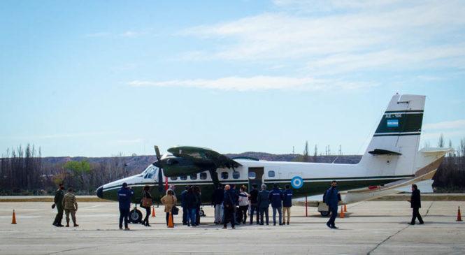 Sobrevivientes del genocidio reconocieron el avión en el que se realizaban los vuelos clandestinos