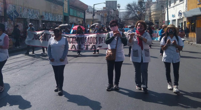 Salta: Se suspendió el paro docente tras casi 40 días de movilización autoconvocada