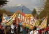 El Bolsón: Marcharon contra la urbanización en el Cerro Perito Moreno