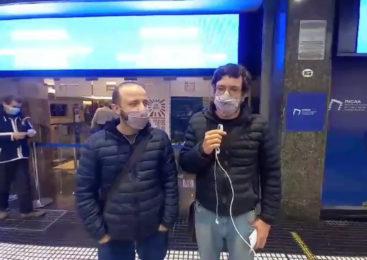 """Entrevista a Silbando Bembas, directores de la película """"La sesenta, crónicas de una lucha"""""""