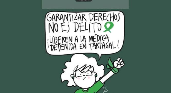 Justicia patriarcal en Salta: detuvieron a una médica por realizar un aborto legal