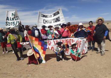 Jujuy: comenzó la sexta caminata por el agua y la vida