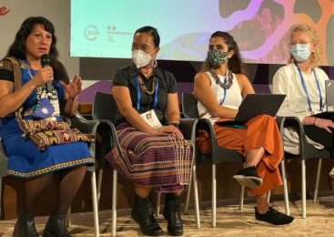 En el Congreso Mundial de la Naturaleza se impuso una agenda global indígena