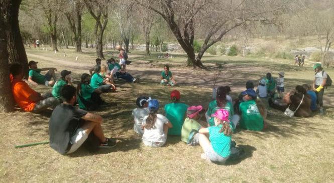Córdoba: Vecinos y vecinas de zonas de incendios avanzan en la organización de brigadas forestales