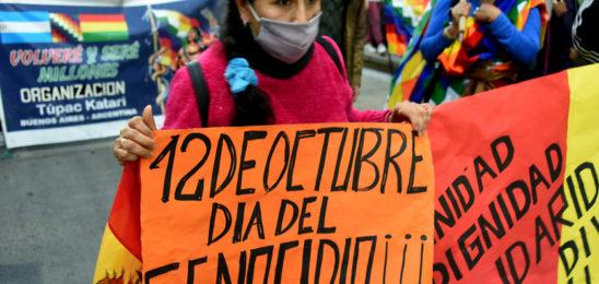 12 de Octubre de 2021: 529 años de colonización y resistencia