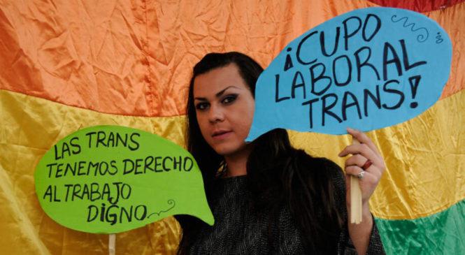 Qué dice la reglamentación de la ley de cupo laboral travesti trans