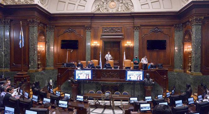 En tiempo récord, Ciudad aprobó 11 convenios urbanísticos y una modificación para que el TSJ tenga decisión en fallos nacionales